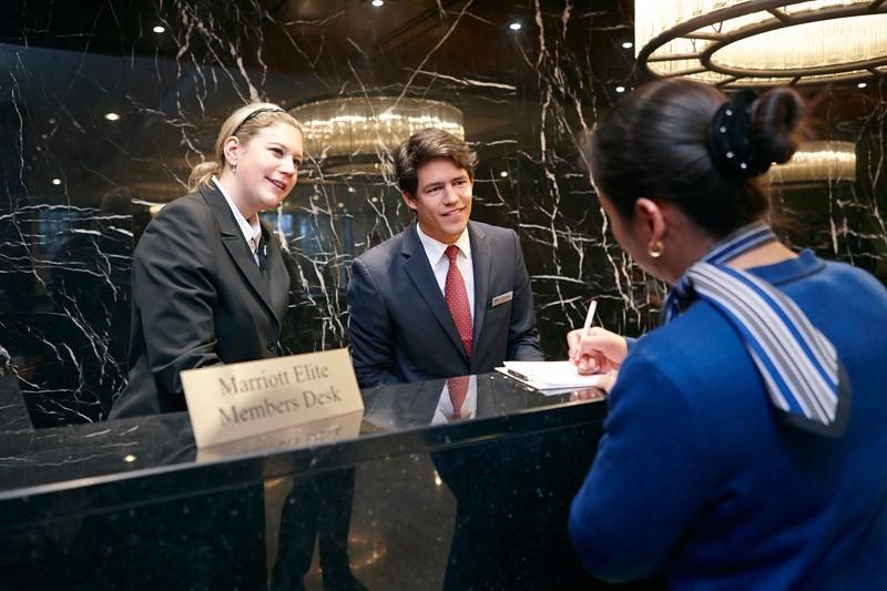 Sinh viên BHMS tham gia thực tập trong những khách sạn nổi tiếng để gặt hái kinh nghiệm