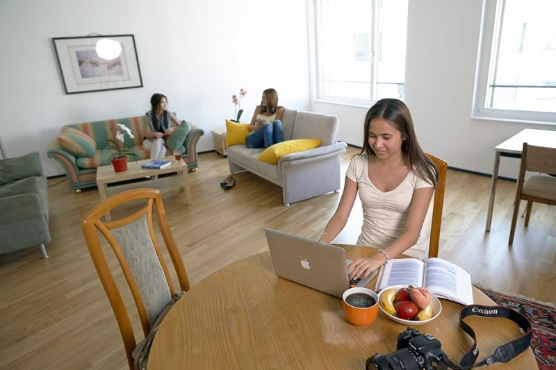 Lớp học có sỉ số nhỏ, sinh viên dễ dàng tương tác với giảng viên