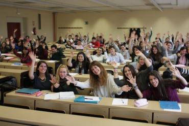 Hội thảo Du học Châu Âu: Định ra hướng đi phù hợp với đam mê